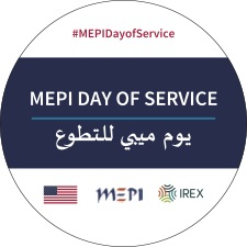 MEPI Day of Service Logo