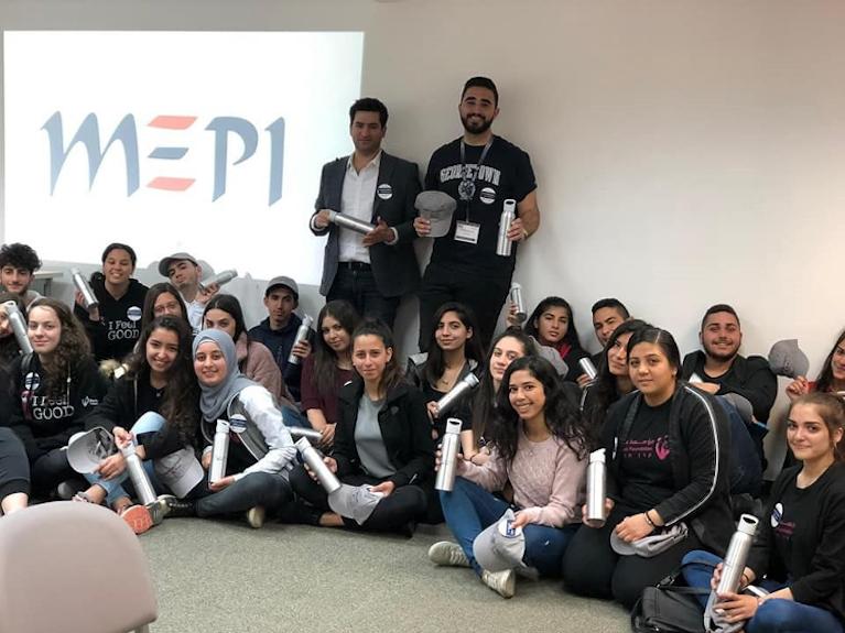 MEPI Day of Service