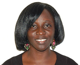 Photo of Adeline Nyabu