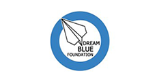 Dream Blue Foundation logo