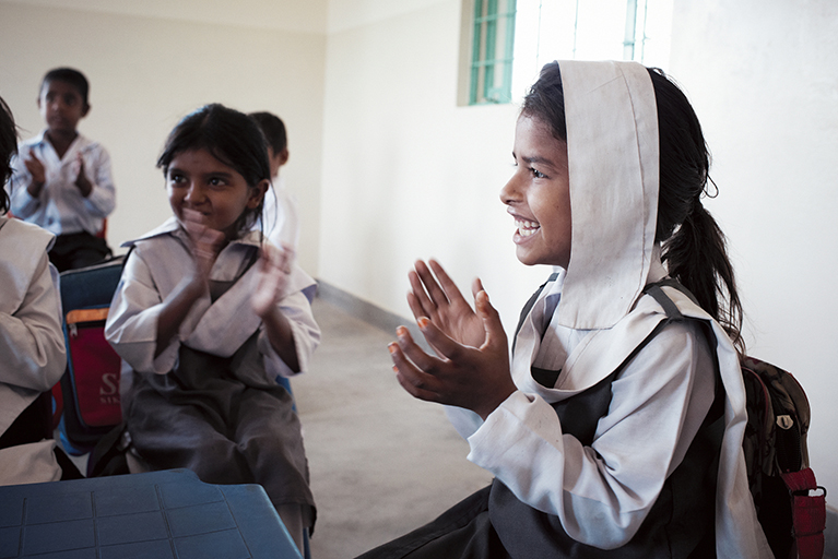 Increasing girls access to quality education in Pakistan