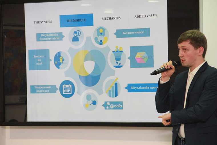 Innovative hackathon helps Ukrainians improve e-governance