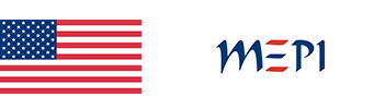 US flag and logo of the US-Middle East Partnership Initiative