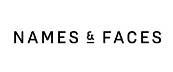 Names & Faces logo