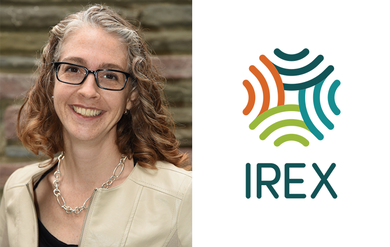 New Vice President for Global Programs joins IREX