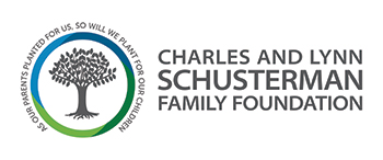 Charles and Lynn Schusterman Family Foundation logo