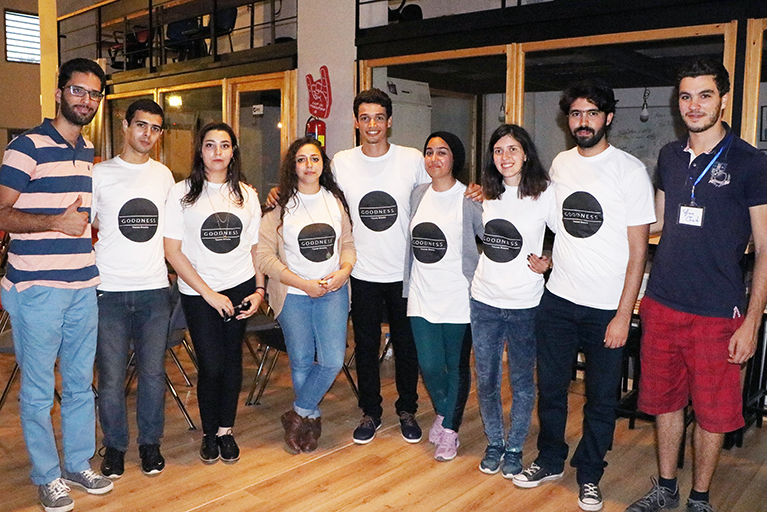 How three Tunisian students are helping young jobseekers gain skills