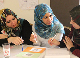 West Bank 21st Century Youth Competencies Assessment