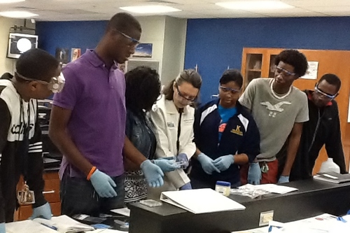 STEM education in South Carolina