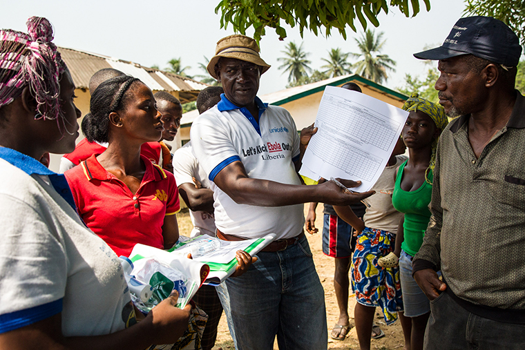 Rethinking the Ebola response: How Liberians helped themselves