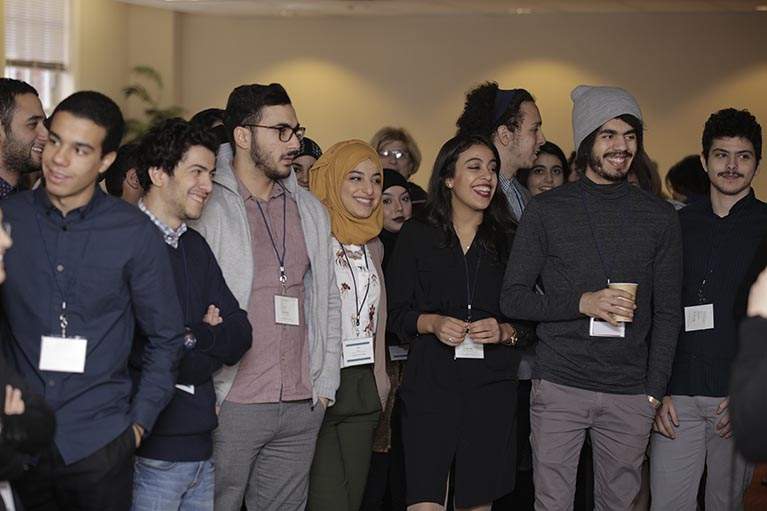 Scholarships prepare new leaders in Tunisia