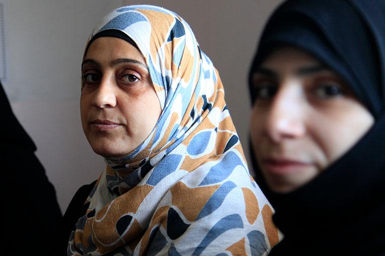 Siria women