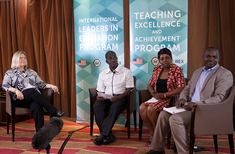 East African teachers share solutions for improving secondary education