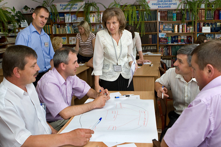 Engaging citizens and supporting governance in Ukraine