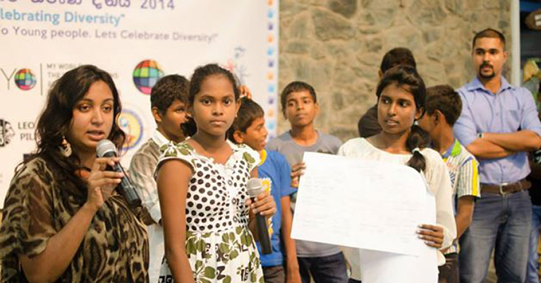 Strengthening community cohesion after conflict in Sri Lanka