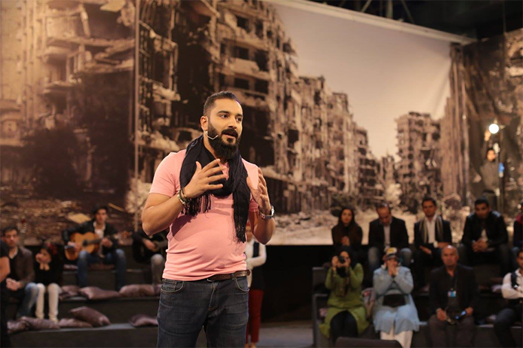 Elevating youth voices on the Syrian conflict