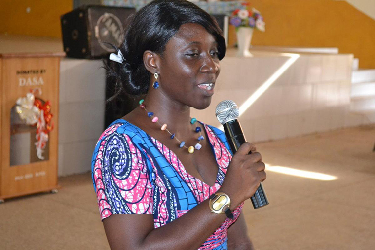 Empowering girls as leaders through education in Ghana