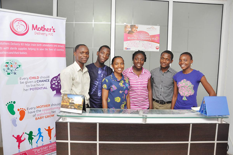 Empowering young entrepreneurs to improve health care in Nigeria