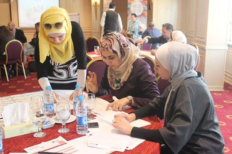 Identifying barriers for women in the workforce in Jordan