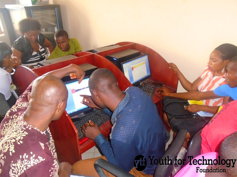 Nigerian libraries increase access to information for women and youth