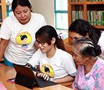 Ending the Gender Digital Divide in Myanmar