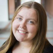 Bio picture of Kayla Caldwell, Subgrant and Capacity Building Officer at IREX