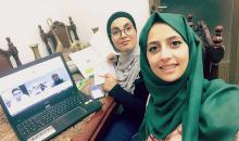 Creating meaningful learning for Jordanian and American students through virtual exchange