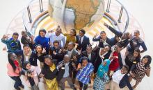 Learn about the 2019 Mandela Washington Fellowship Summit for young African leaders