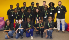 Joint American and Ghanaian team wins global STEM competition