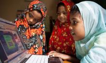 Women and Technology: Increasing Opportunity and Driving International Development