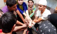 Youth Theater for Peace Program Evaluation