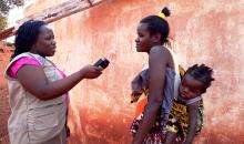 Providing journalists the tools and information to support women in Mozambique