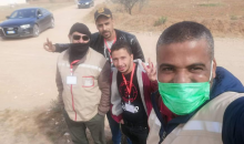 How a young Tunisian leader is supporting his community during a pandemic