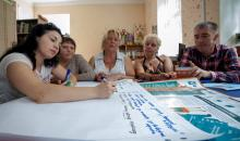 Strengthening a network of changemakers in Ukraine to support local governance reform