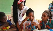 Support Her Empowerment – Girls' Resilience, Enterprise, and Technology Initiative (SHE's GREAT!)