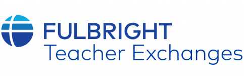 Fulbright Teacher Exchanges logo.